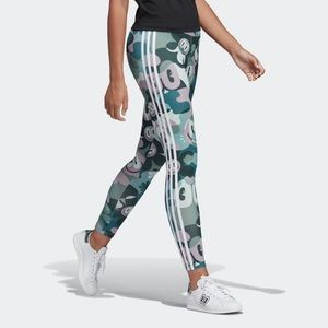 New with tags adidas funky leggings L